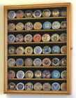 Navy Air Force Challenge Coin Display Case Holder Rack