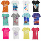 NWT AEROPOSTALE WOMENS GRAPHIC TSHIRT MIXED LOT QTY 5