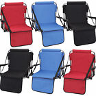 6 Barton Outdoors™ Stadium Chairs w/ Armrests & Back - Bleacher Seat, Cushion