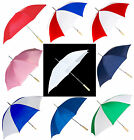 "48"" Rain Worthy® Golf Umbrella, Rain, Shade, Auto Open, Many Colors Available"