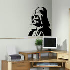 LARGE DARF VADER STAR WARS KITCHEN BEDROOM WALL MURAL GIANT  STICKER VINYL DECAL