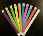 "Внешний вид - TYVEK WRISTBANDS FOR EVENTS 100 3/4""  (Choose your color) PAPER WRISTBANDS"