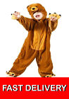 Childrens Zoo Jungle Farm  Bear Animal Fancy Dress Costume