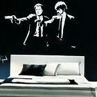 PULP FICTION  XTRA LARGE BEDROOM WALL MURAL ART STICKER GRAPHIC DECAL MATT VINYL