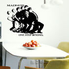 LARGE MADNESS ONE STEP BEYOND BEDROOM WALL MURAL GIANT STICKER VINYL TRANSFER