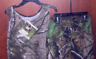 NWT Realtree APG HD Infant/Toddler Short & Tank Top