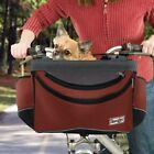 Snoozer Sporty Pet Bike Basket Dog Rides on Bicycle Comfortable Safe Travel