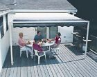 18-FT SunSetter 900XT Retractable Awning, Outdoor Deck & Patio Awnings