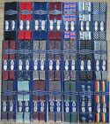 Brand New Quality Mens Braces Suspenders Plain & Designer 35mm Wide Adjustable