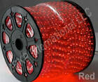 RED 12V DC LED Rope Lights - Home Auto Boat Lighting - Green, Blue, Cool White