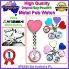 Quality Heart Nurse Teacher Cleaner Fob Watch for Pouch Bag Uniform 2 Battery