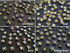 200 x Pyramid, Punk, Rock, Leather Bag Shoe Studs CRAFT Biker Fashion Goth