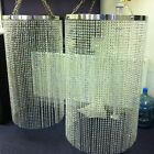 Made to mesure Crystal Glass Chandelier Ceiling Light Lampshades Custom/3040