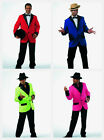 50's Teddy Boy / Blues Singer Style jackets  - 5 colours available