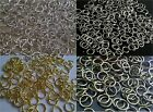 200 x 5mm or 7mm JUMP RINGS Findings DIYJewellery Making Beads Many Colours