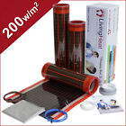 Underfloor Heating Film Kit with optional thermostat