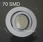 10 x 12V Power SMD LED Einbaustrahler Deckenspots Set 3W=35W Halogen inkl.Trafo