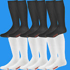 Wolverine men's socks 3 Pairs COTTON Over calf fit WORK SOCK W91922570-100 WHITE