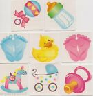 Assorted BABY SHOWER TATTOOS ~ Party Favors Games Gifts Treats Decorations