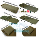 Trakker NEW Carp Fishing Sleeping Bags Pillows And Bag Cover *FULL RANGE*