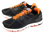 Nike LunarGlide+ Black/Orange NYC New York City Running Shoes 366644-008
