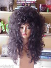 WOW EMPRESSBIANCA'S NEW YEAR  DRAQ QUEEN WIG WIGS  LOOK MEDIUM BROWN SHOWN