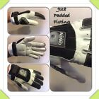 Owen Handball 928 Fisting Gloves Padded Palm & Knuckles  One Wall 3 / 4 WALL