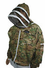 Pro's Choice Best Beekeeping Jacket Camouflage, with Free Gloves Thread(r)Brand