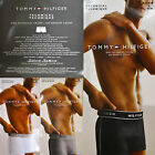 Tommy Hilfiger Technical Trunk 1 Mens Underwear Black White Gray Nwt Low Rise