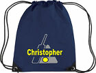 PERSONALISED BACKPACK CRICKET BAG BB4