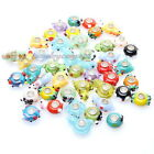 Wholesale Animal Colorful Lampwork Big Hole Spacer Beads Fit European Bracelets