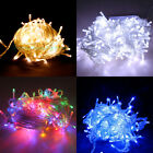 10-50M Christmas Fairy String Light Party Wedding Bar Waterproof Halloween Lamp