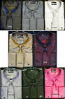 BNWT MENS SATIN CLUB SHIRT WITH DOUBLE CUFF AND MATCHING TIE (DFK-RA) ,XS TO XXL
