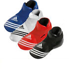 NEW ADIDAS SEMI CONTACT PADDED BOOTS PRO PU ARTIFICIAL LEATHER