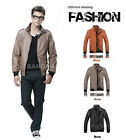 Men's jacket brand Fashion outwear zip casual coat spring and autumn overcoat