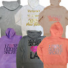 Victoria's Secret Hoodie Supermodel Essentials Sweatshirt Rhinestones Bling Sme