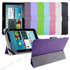 "Leather Case Cover Magnetic Stand for 10"" 10.1"" ANDROID Tablet PC MID Apad ePad"
