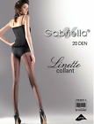 Gabriella Linette vintage BACKSEAM PANTYHOSE 20d SHEER to WAIST SPECIAL OCCASION