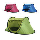 Family Camping Hiking Festival Garden 2 Man Pop Up Tent 1500mm Waterproof New