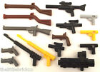 ★ LEGO ★ Minifigure Guns, Pistol, Blaster, Rifle, Spear, Revolver..Styles Listed