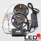 LED Wholesalers 32-Feet SMD5050 RGB Color Changing Strip ...