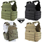 Condor MOLLE Operator Plate Carrier Vest Body Armor Chest Assault Rig MOPC