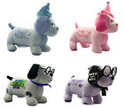 Pick your DOG SHAPED soft SIGNATURE PILLOWS plush animal party supplies favor