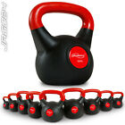 One Kettlebell Weight dumbbell Workout Home Gym Weightlifting Kettle Bell 2-24kg