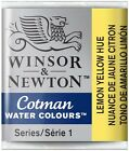 Winsor & Newton Cotman Water Colour paint - choice of Half Pan watercolours