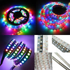 WS2812B 2811 RGB LED Strip 5M 150 300 Leds 60LED/M Individual Addressable 5V DC