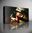 AYRTON SENNA FORMULA 1 - GICLEE CANVAS ART Choose your size