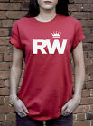 Robbie Williams Take the crown T-shirt tour womans girls candy murs gift L0357