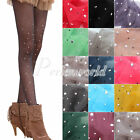 Sexy Girl Woman's Thin Bling Rhinestone Pantyhose Tights Stockings EUB Shipping