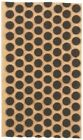 "3 /8"" Brown Felt Dots Surface Protector Pad Trophy Cabinet Furniture Crafts 1000 +"